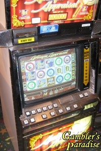 I Game Antique Appraisel Video Slot Machine 002