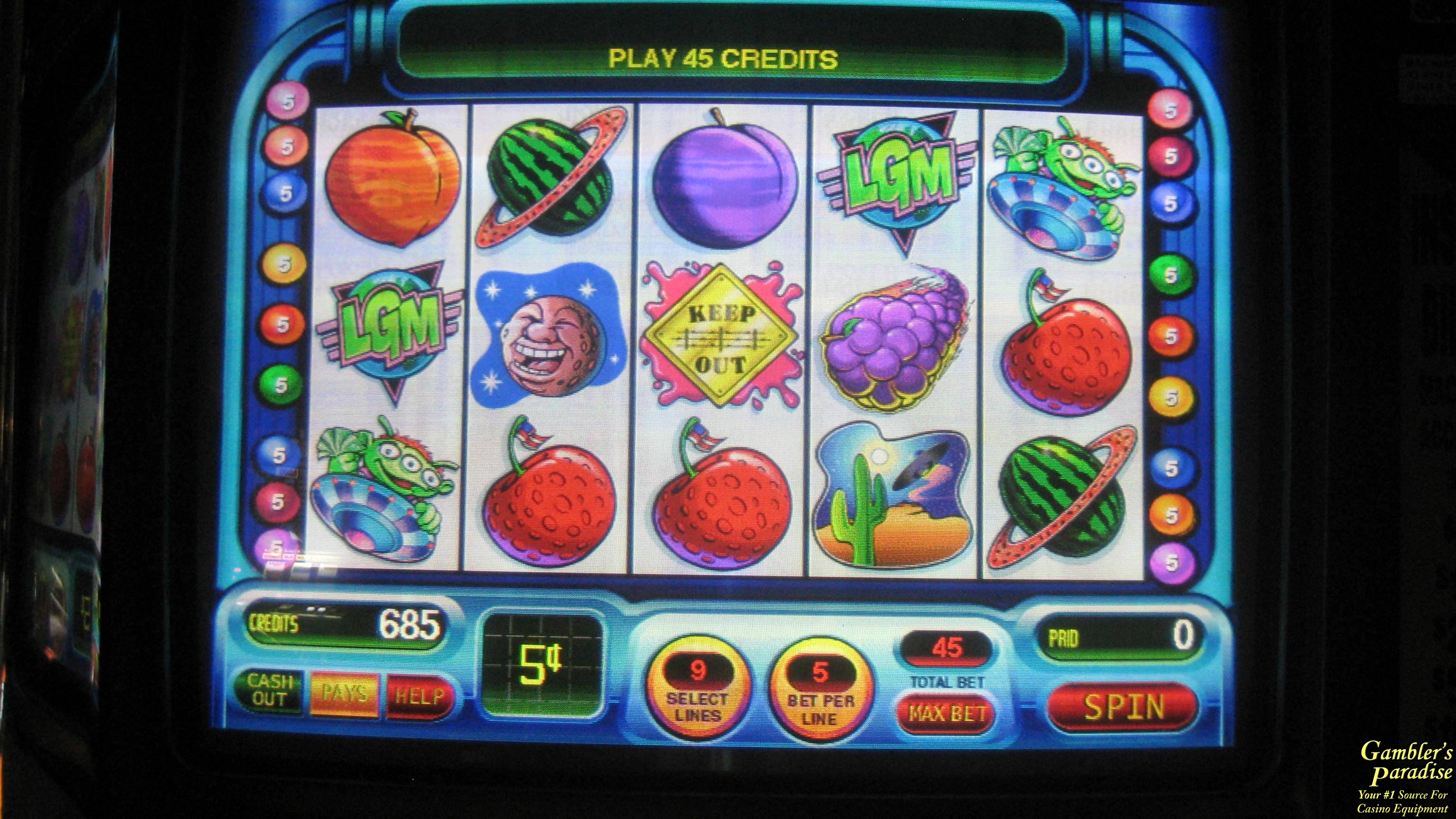 Little Green Money Slots - Available Online for Free or Real