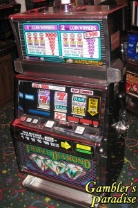 IGT S2000  Triple Diamond Slot Machine 006