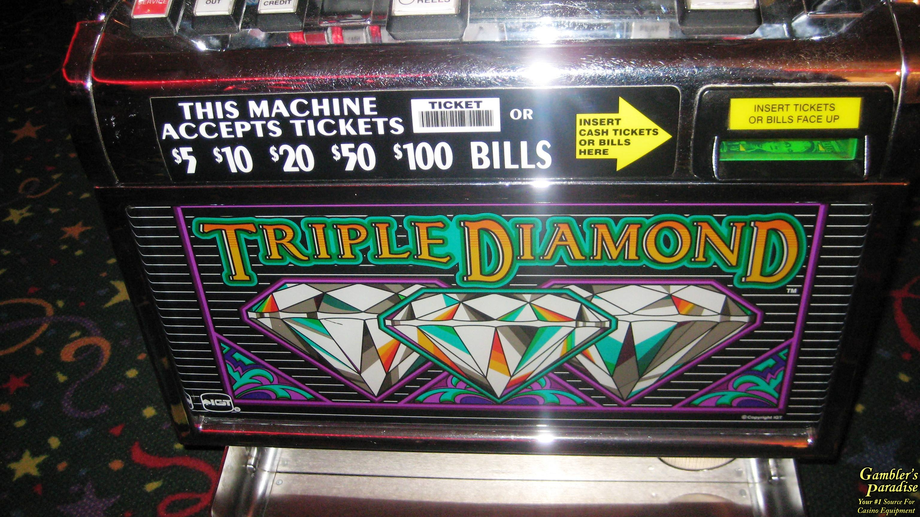 Diamond Street Slot Machine - Play Online for Free Instantly