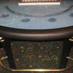 Blackjack Table LT Blue 001