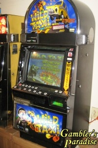 IGT I Game Plus Wild Taxi Video Slot Machine 003