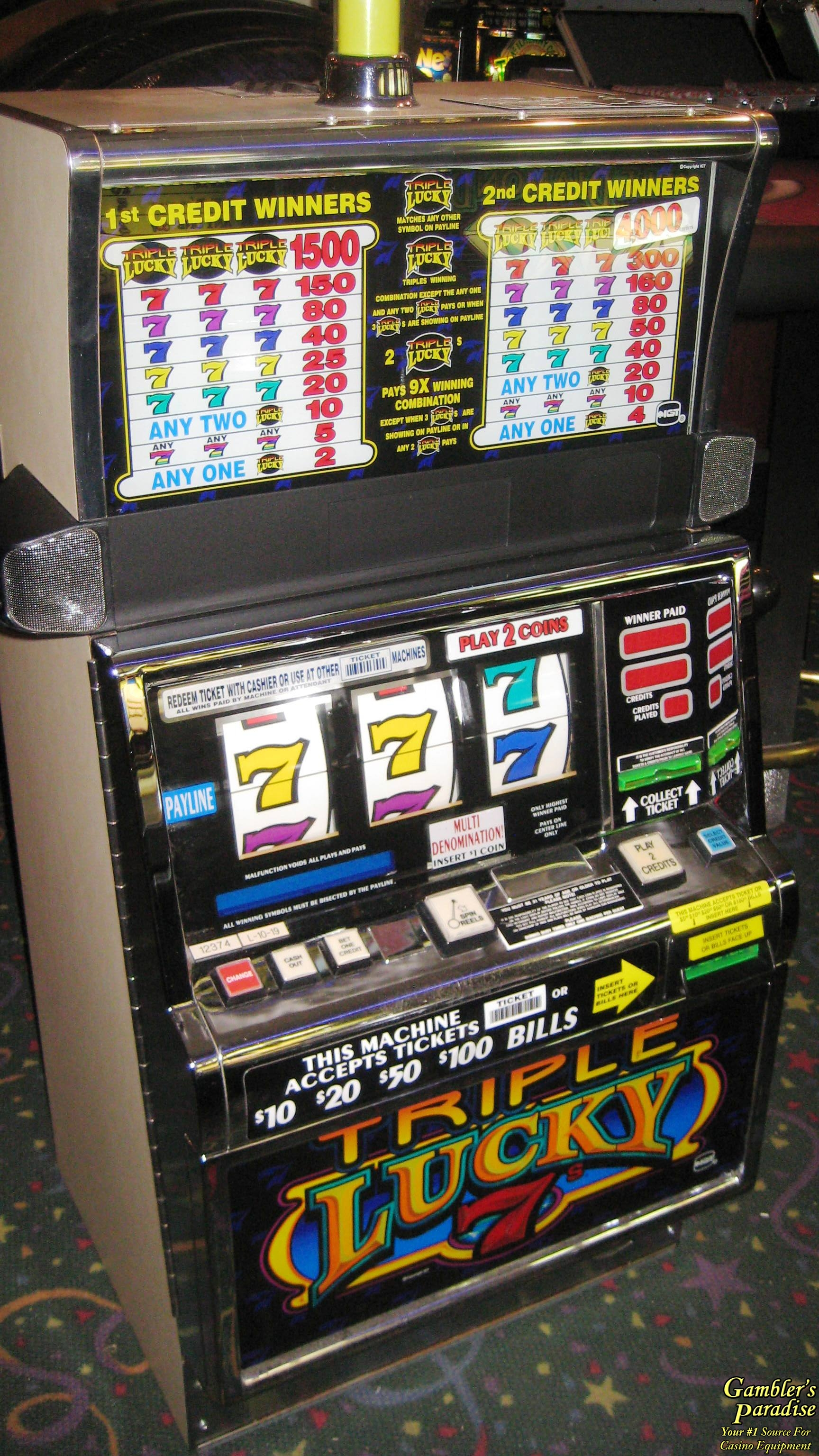 Lucky Dice Slot Machine - Available Online for Free or Real