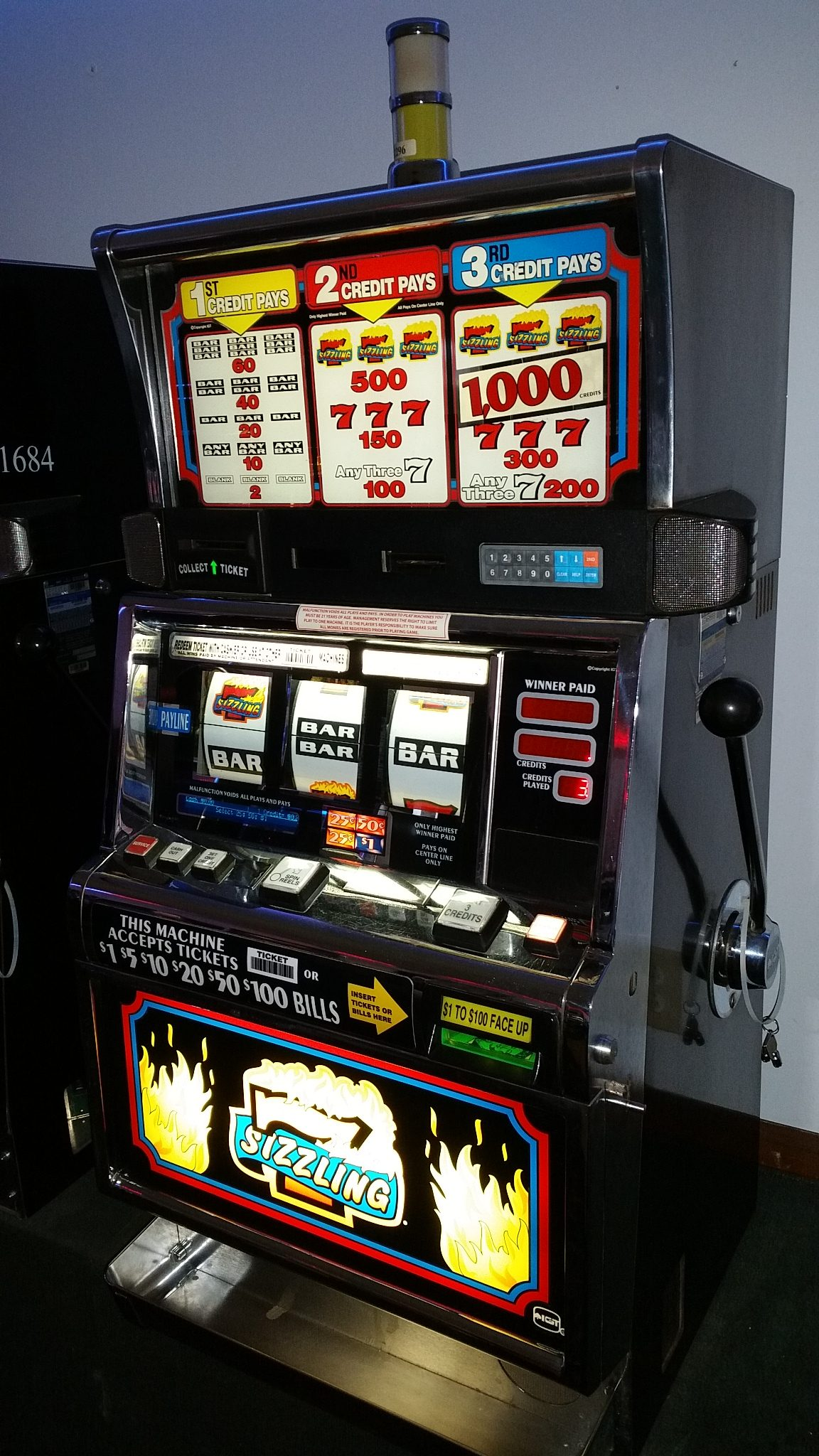 Used Slot Machines