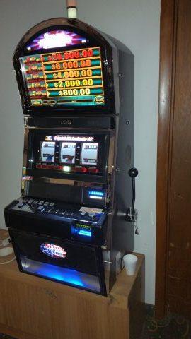 Bally Alpha Stars & Bars Quick Hits 5 Line 3 Reel $1 Slot Machine