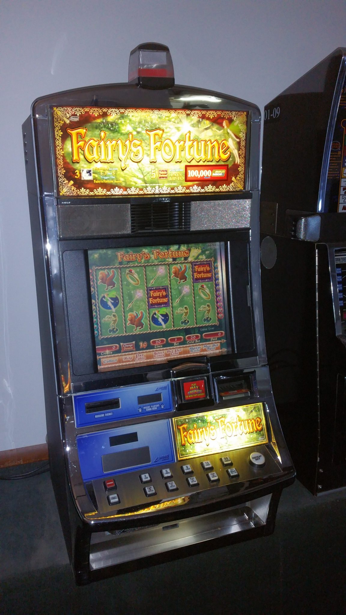 Casino Machine For Sale