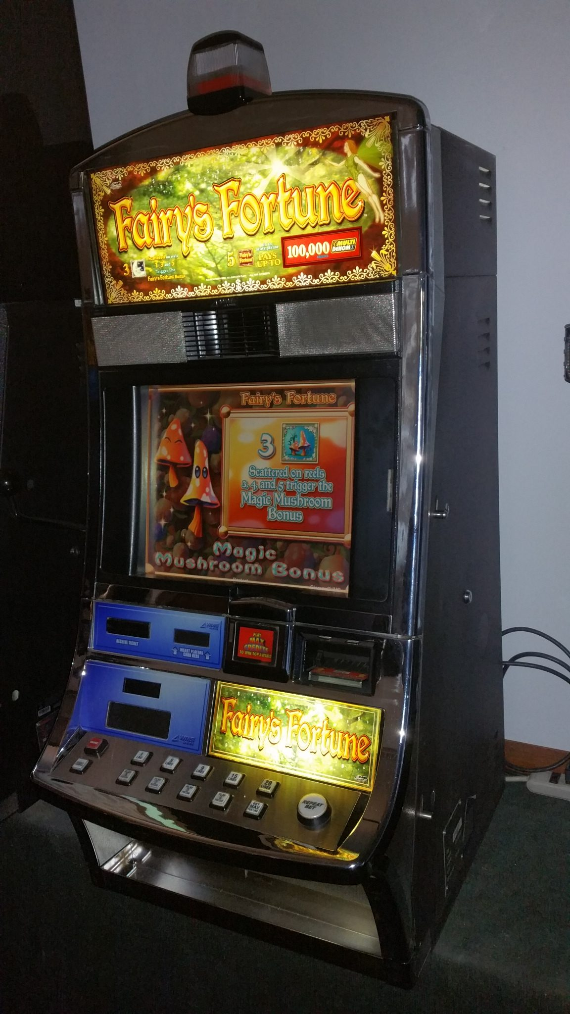 Used williams slot machines american canyon casino
