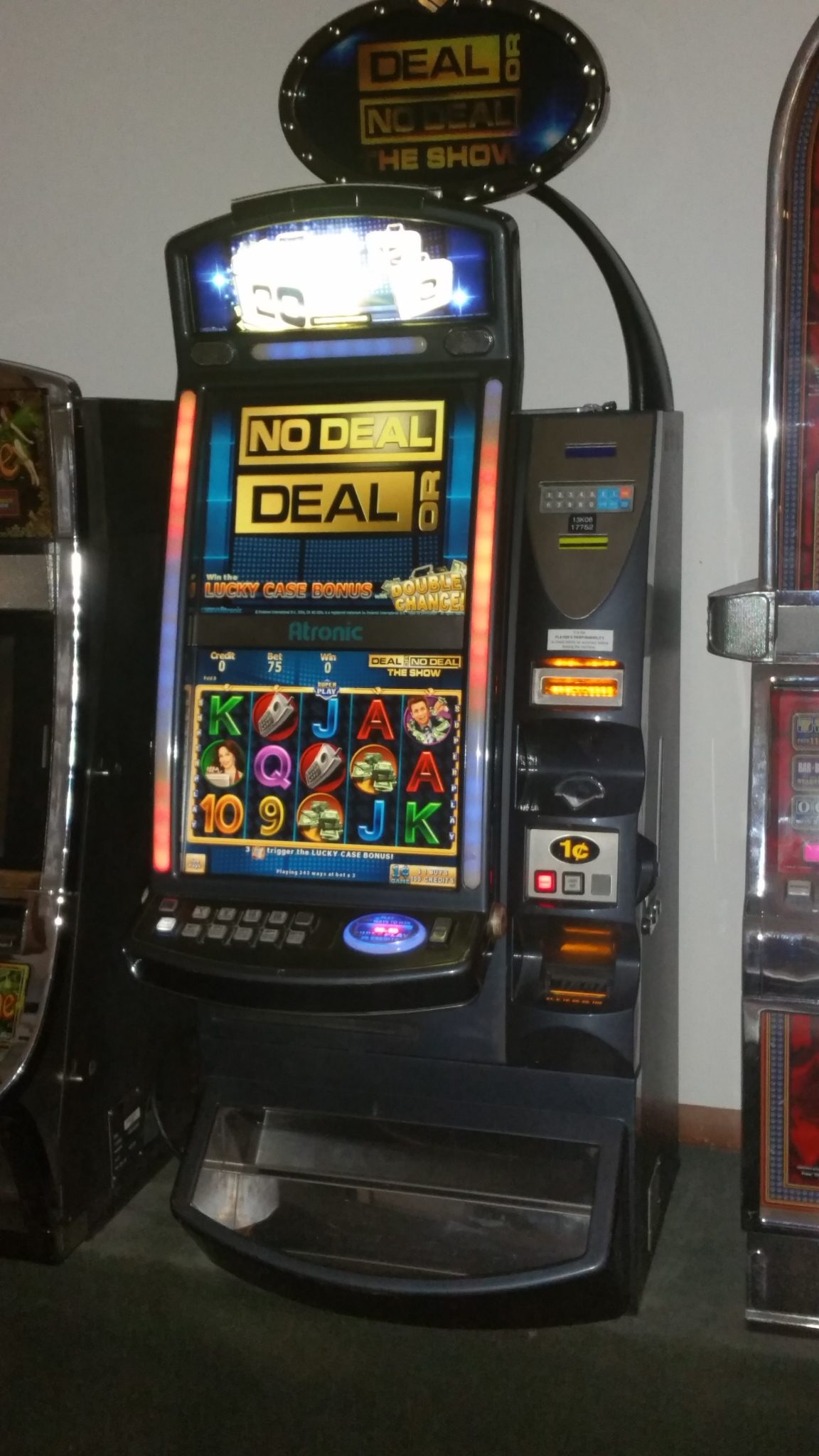 Slot machines franklin oh ho-chunk casino wi hotel deals