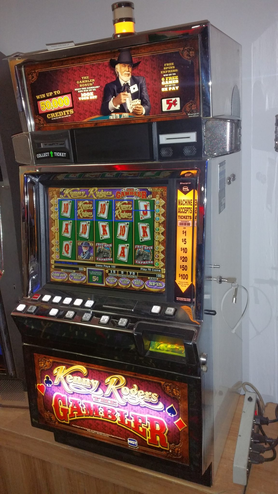 home slot machines