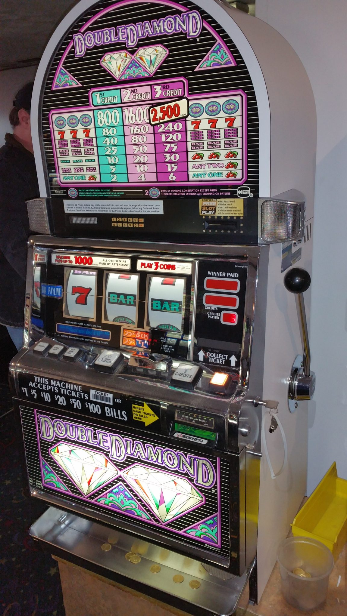 dublin diamonds slot machine