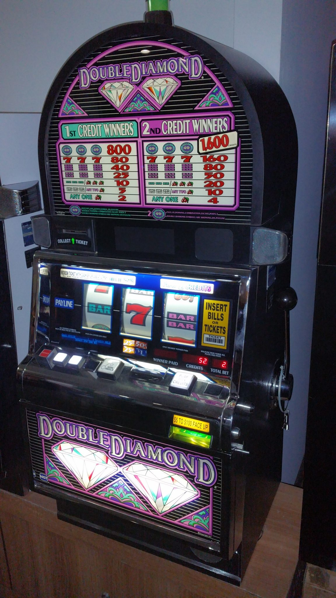Vegas slots online igt double diamond david arnold casino royale