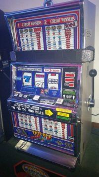 Fishing slot machine