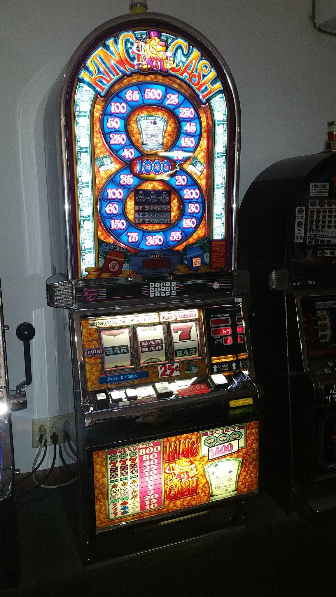 Reel king slot machine for sale red velvet russian roulette sbs gayo daejun