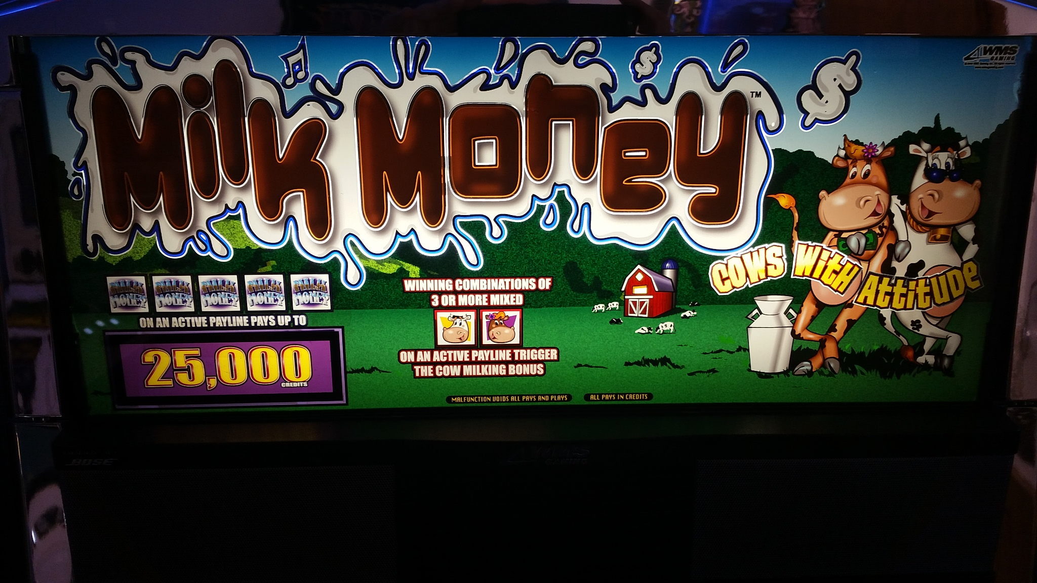 Play milk money slots free common slot machine terms