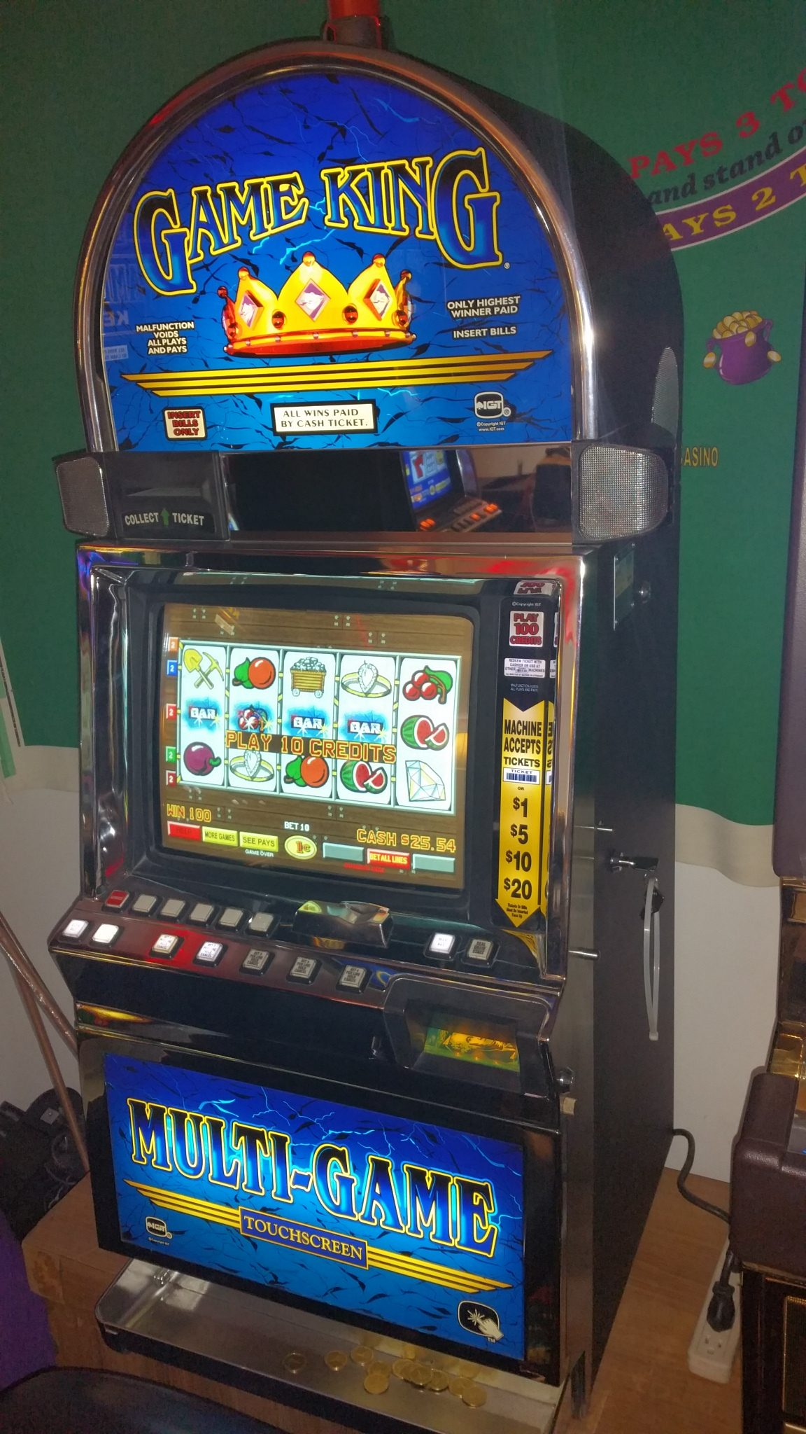 New Igt Slot Machines