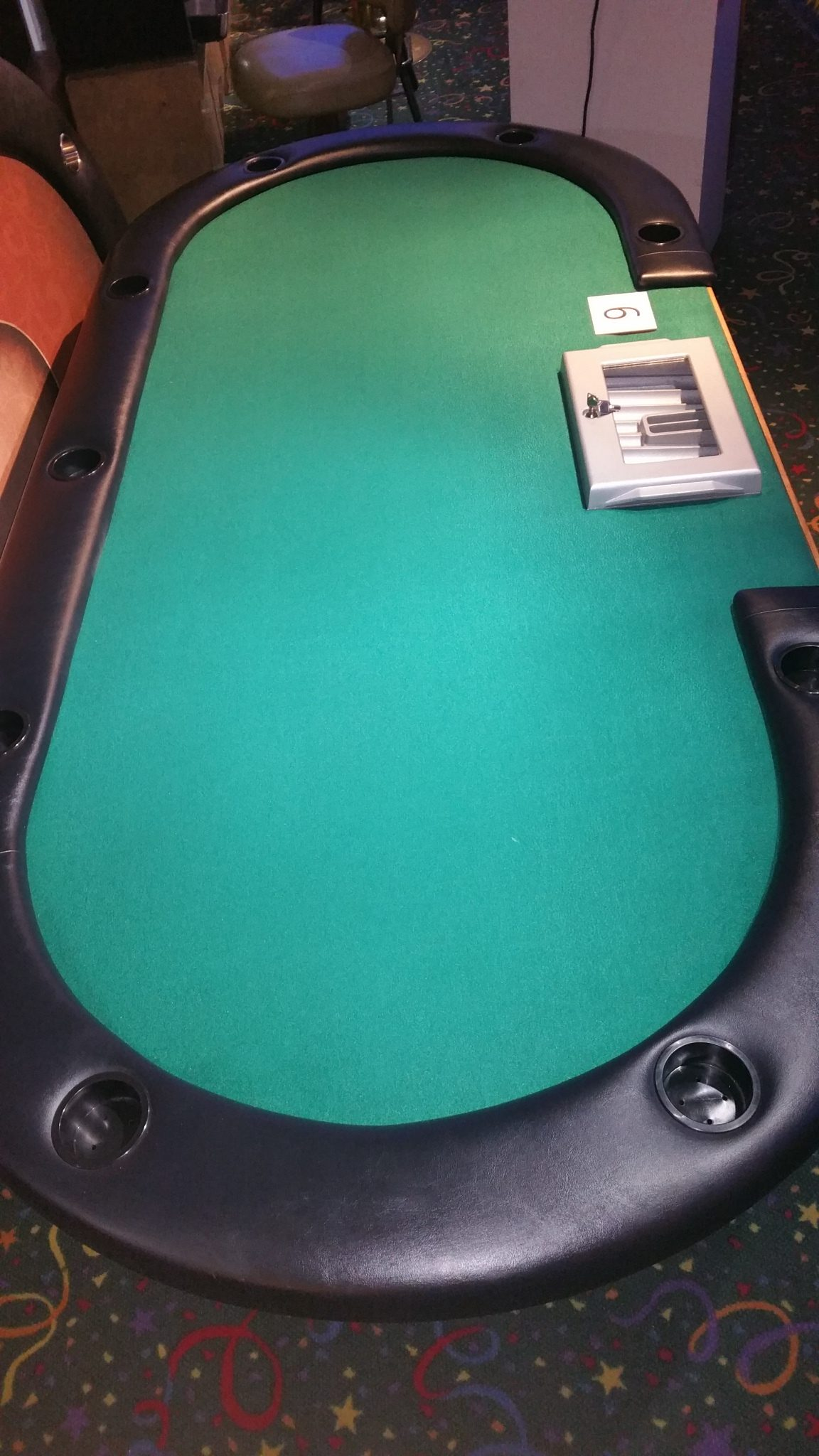 Poker table top round poker table top round poker for 10 player poker table top