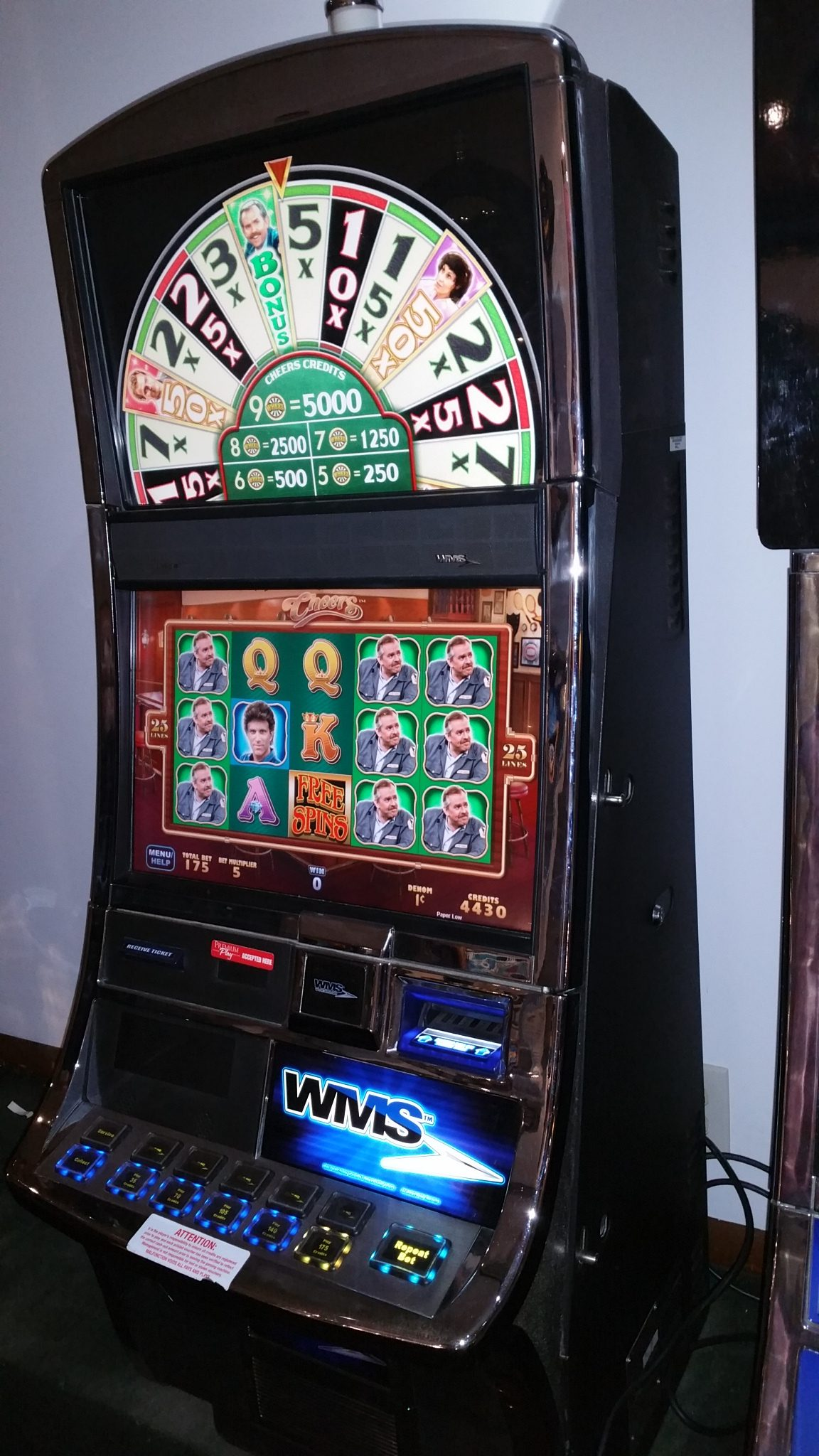 Used bonus slot machines pinnacle casino baton rouge