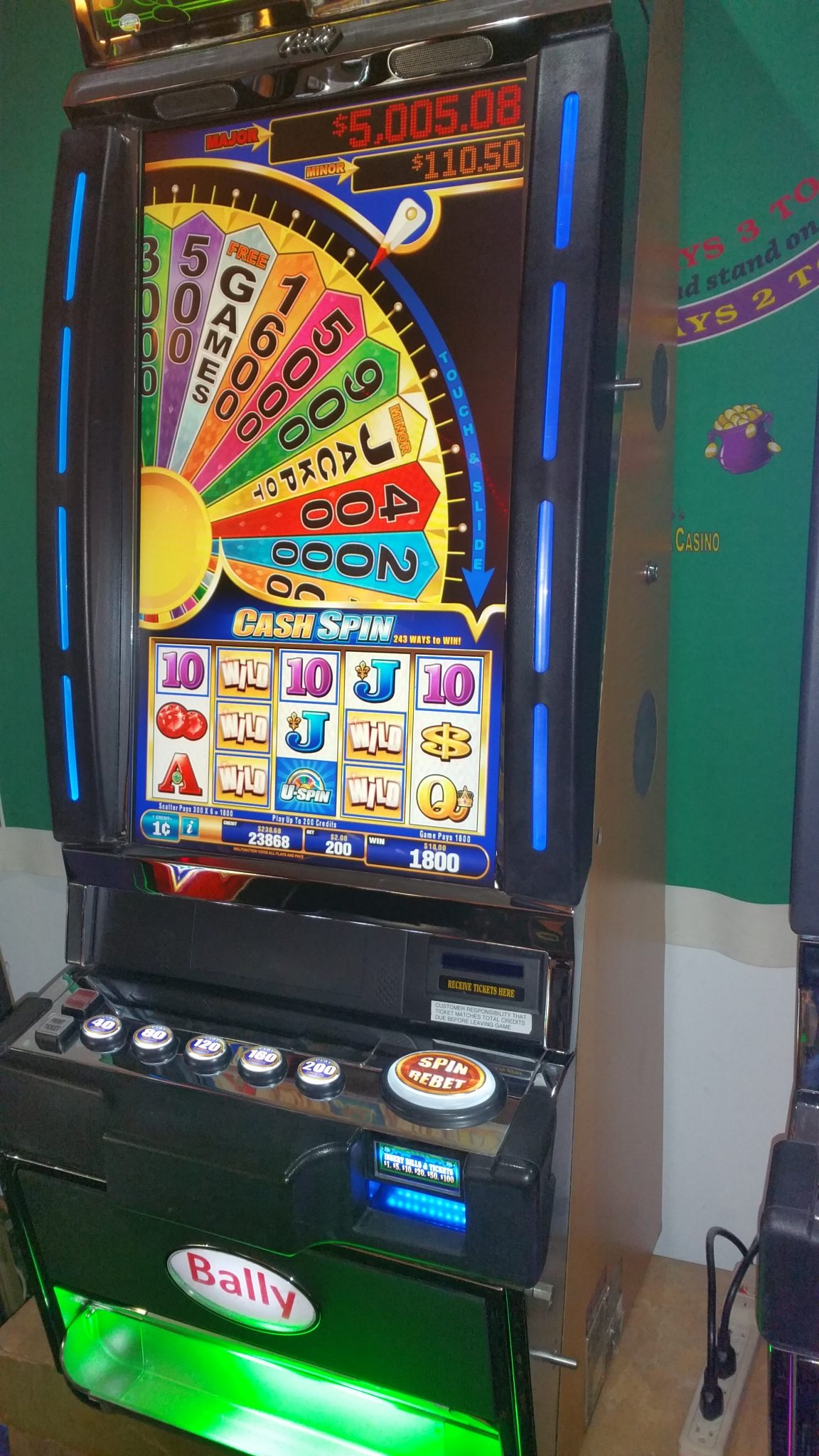 antique gambling chip
