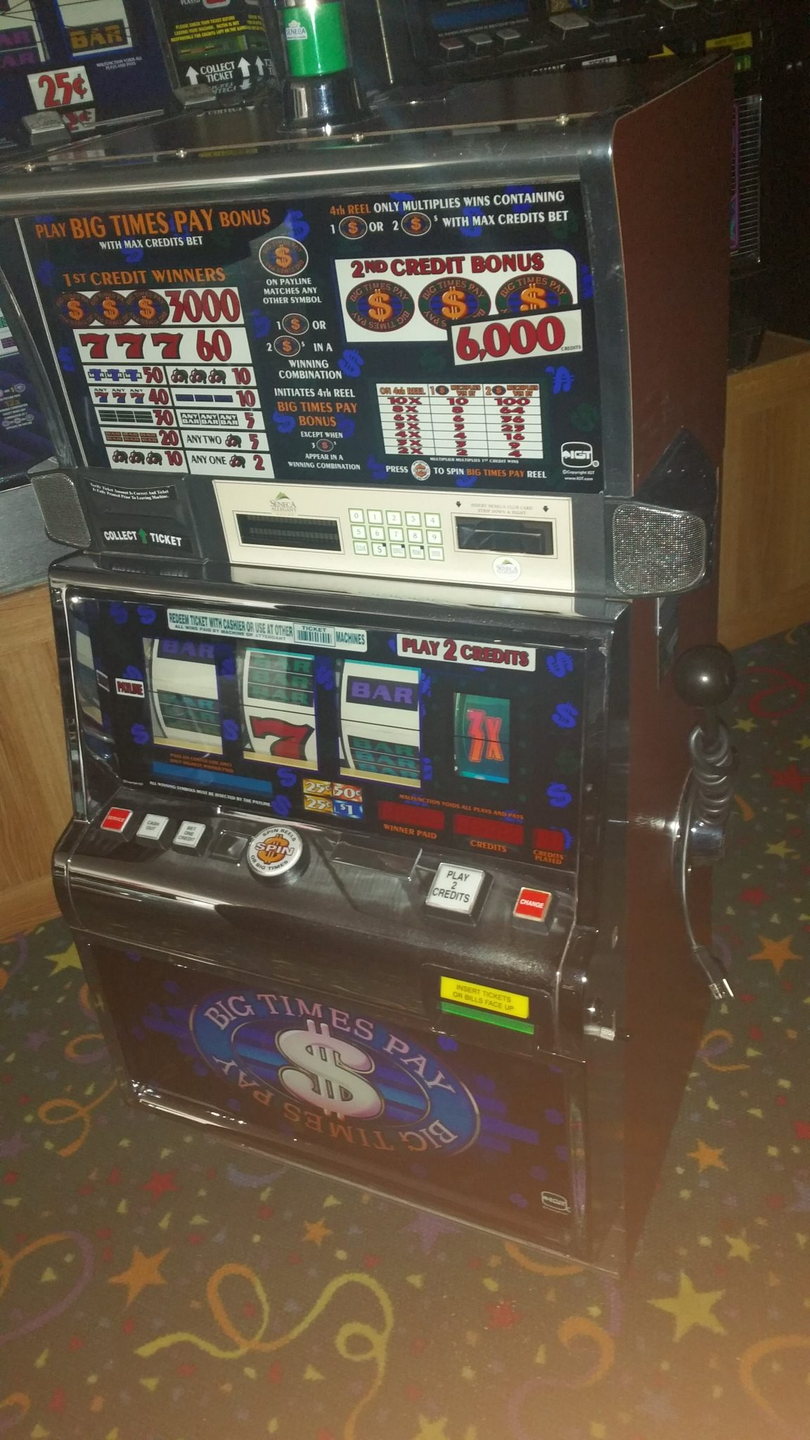 Bonus times slot machine for sale chatroulette