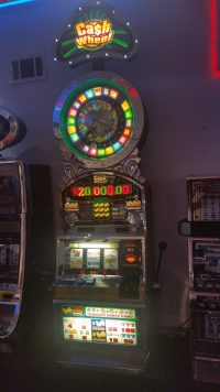 Cash Wheel Slot Machine For Sale