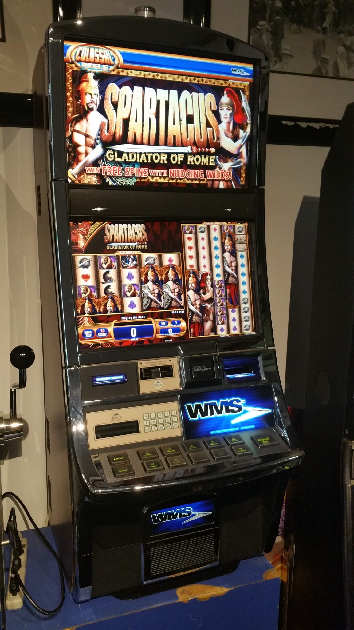 Used Casino Slot Machines For Sale