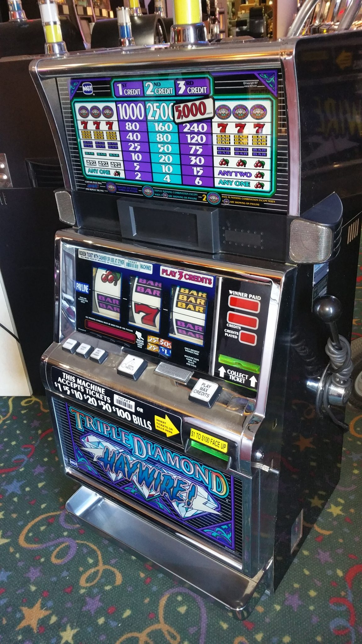 Igt slot machines west carrollton ohio eve online slots casino