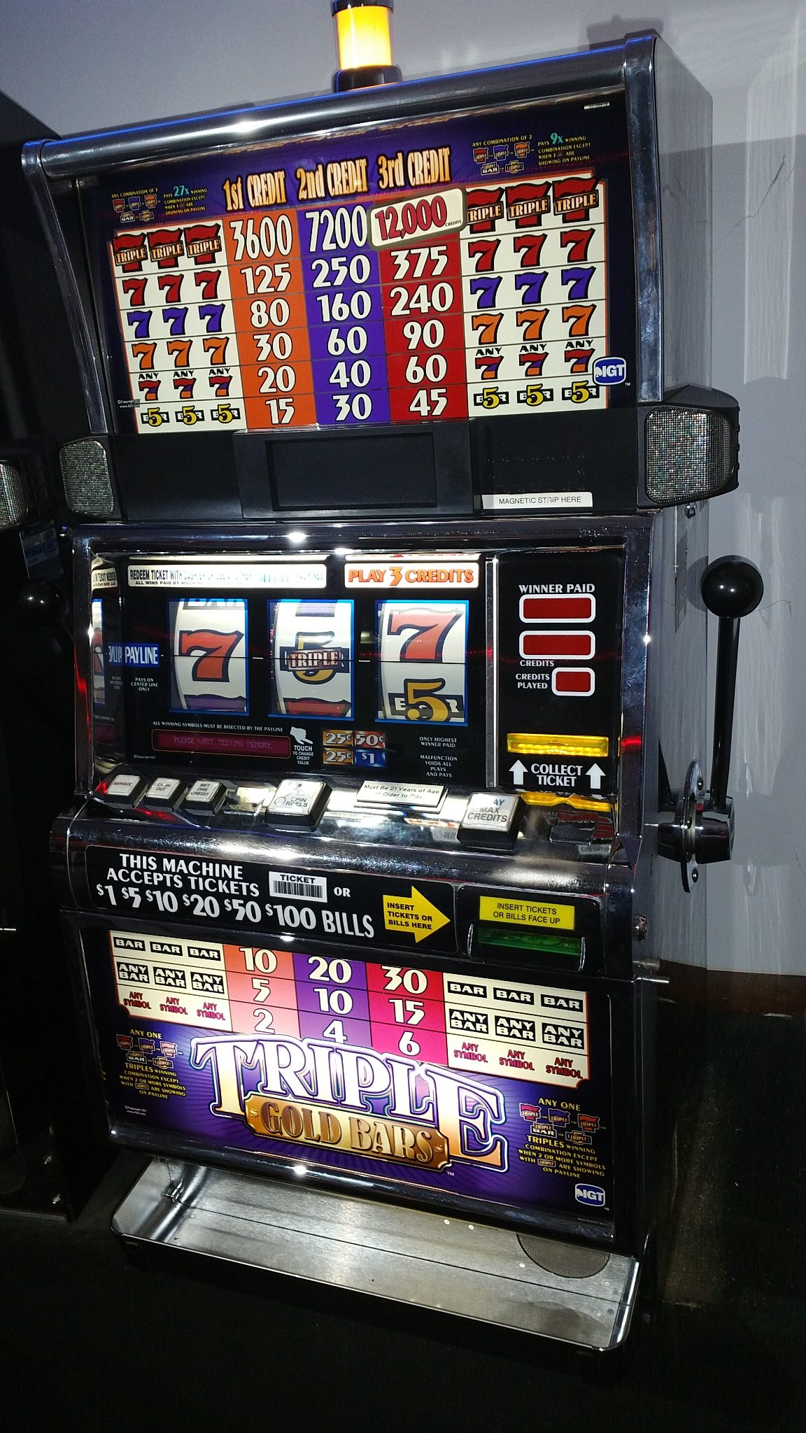 Used Slot Machines For Sale In Las Vegas