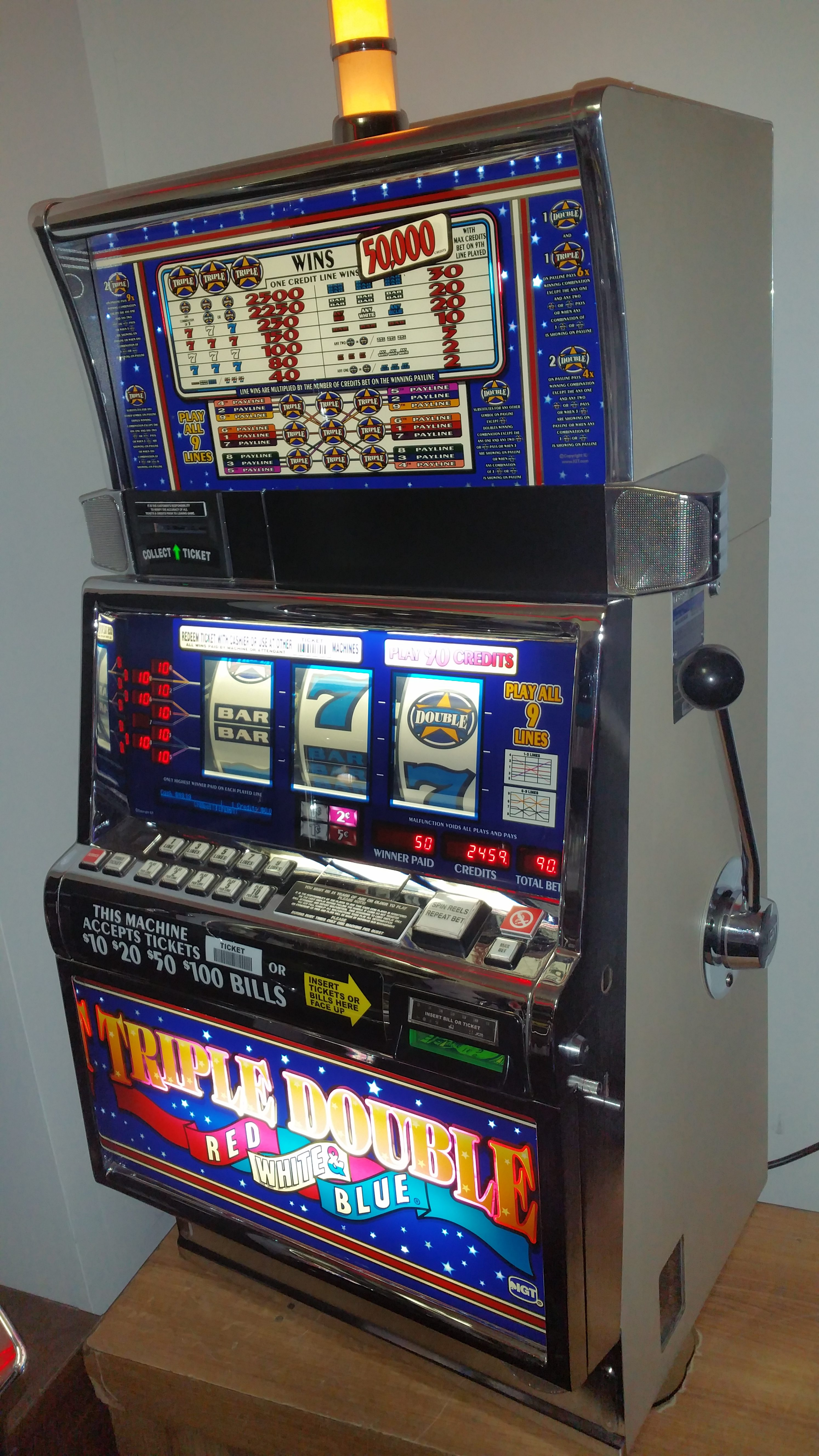 Video Slots Machines