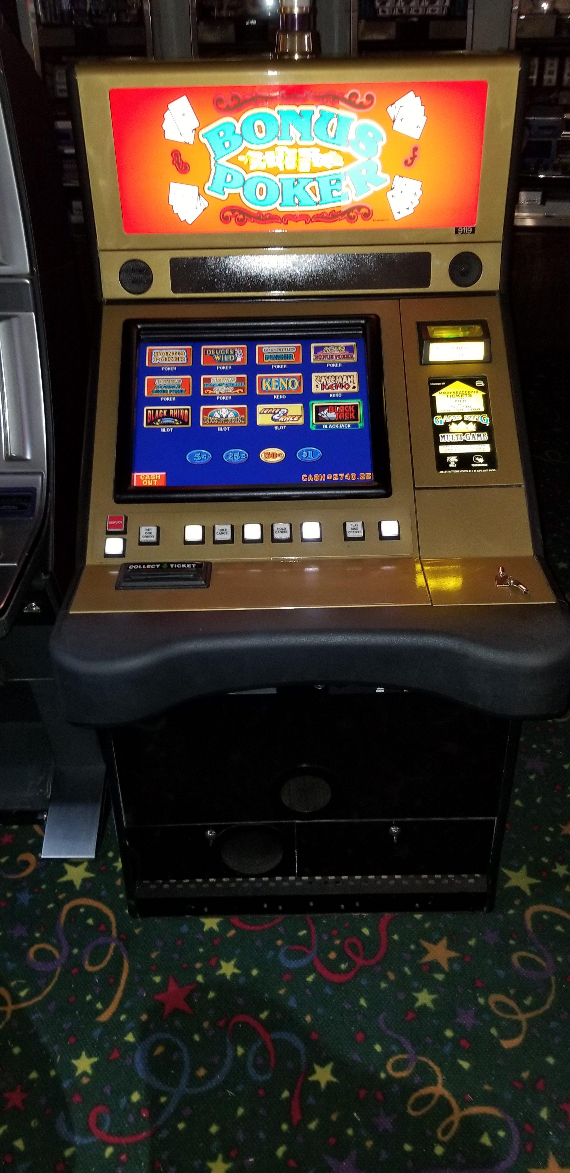 Multi game video poker machines for sale casino online senza deposito