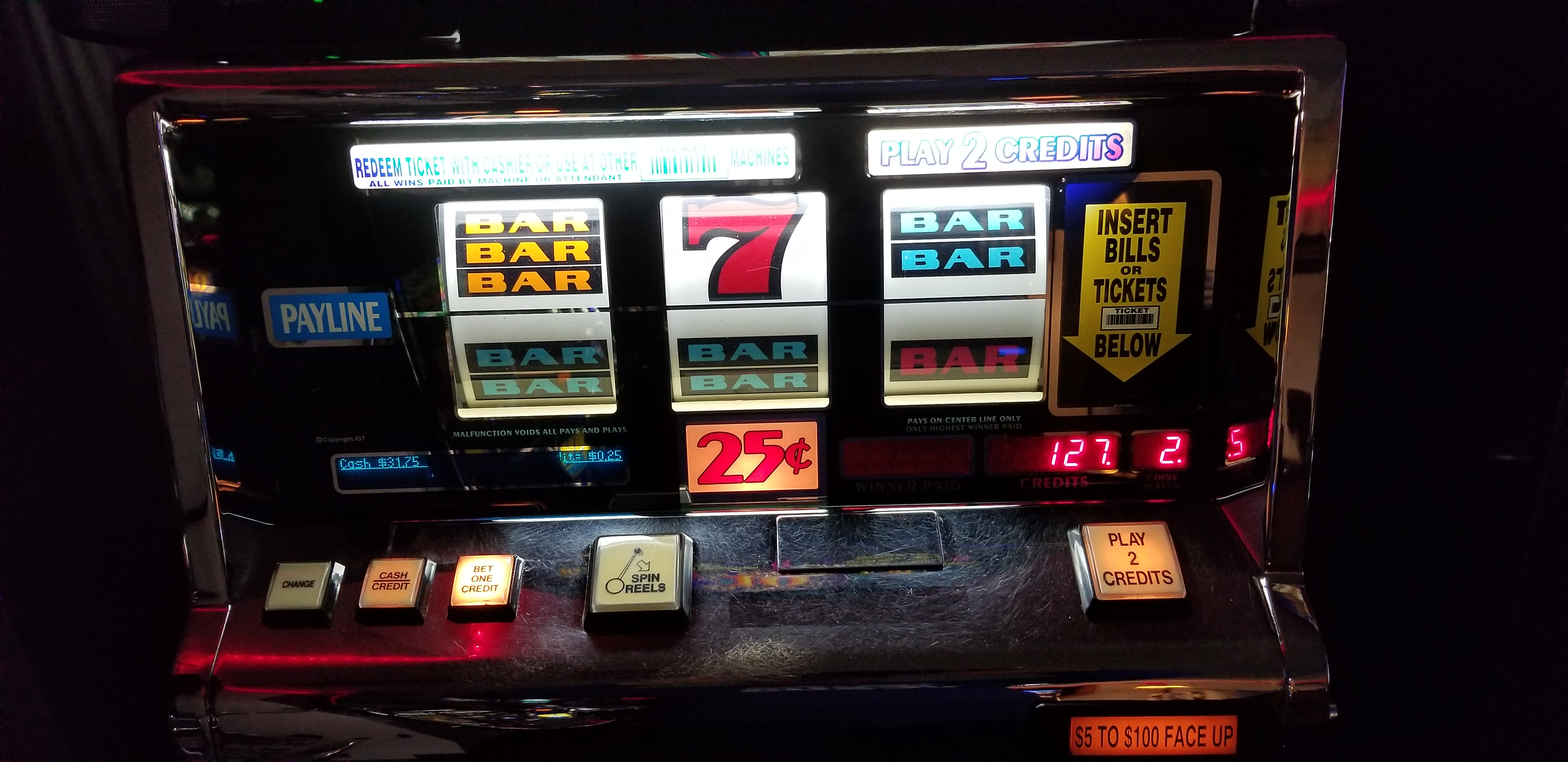 Igt S000 Rt Ten Times Pay 2 Coin Slot Machines For Sale