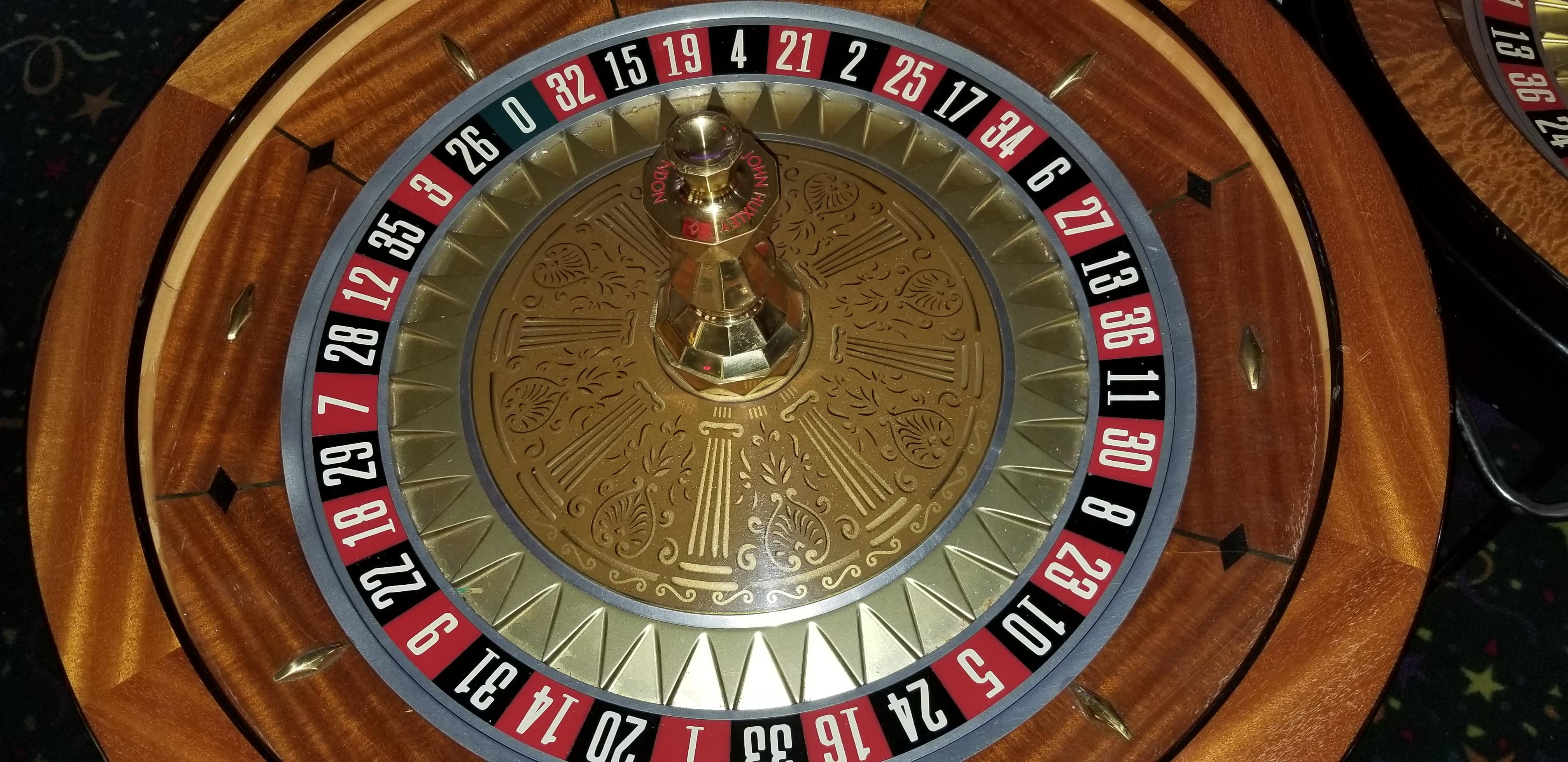 Roulete Wheel
