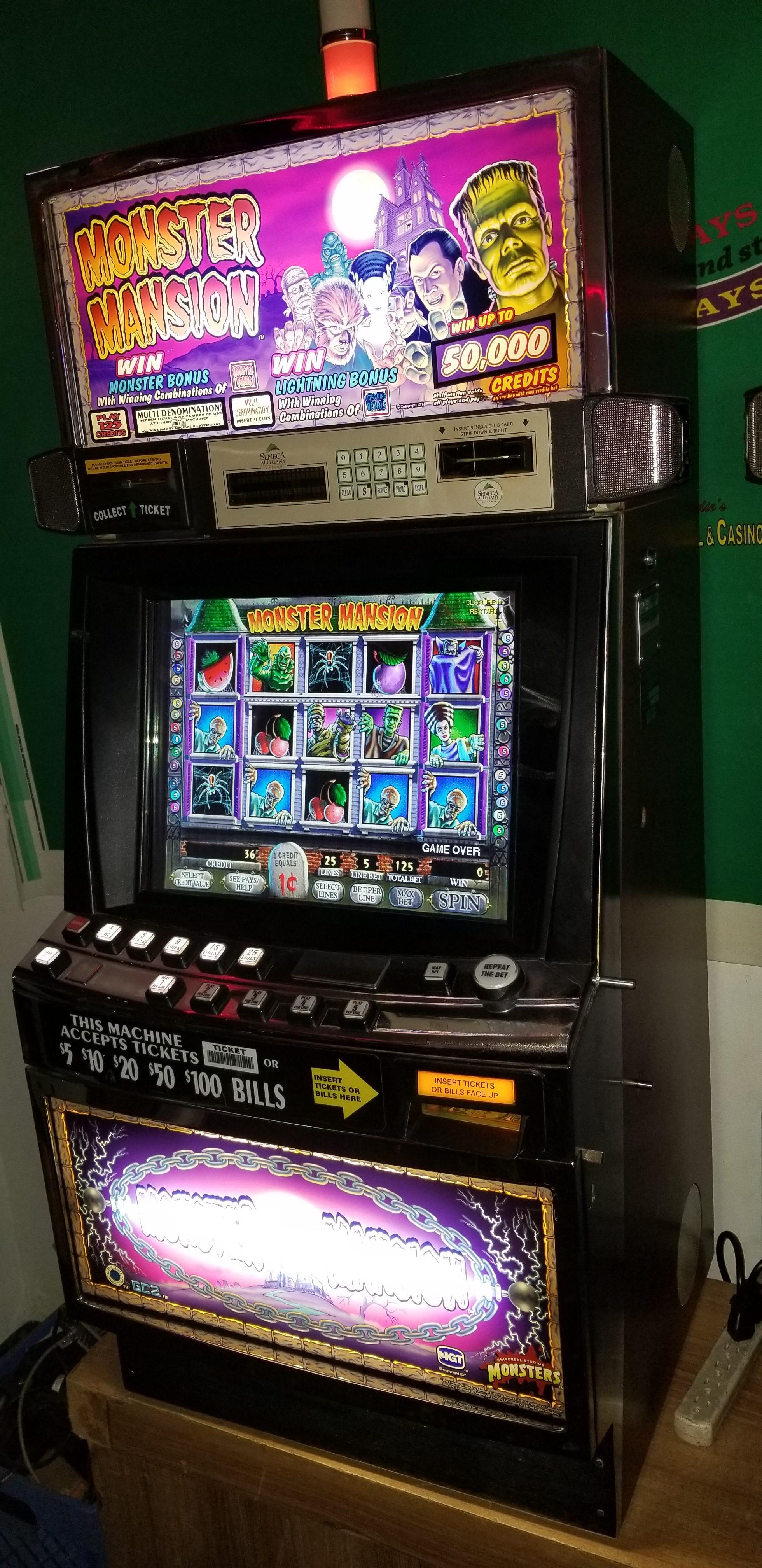 juegos en los casinos