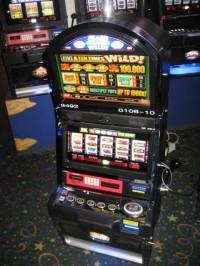 Bally Alpha 5 and Tens Times Wild Slot Machine 011