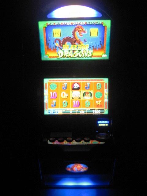 bally slot machine troubleshooting