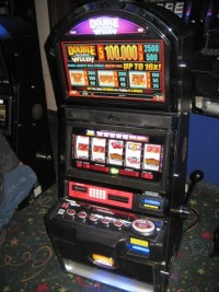 Bally Alpha Double Jackpot Wild Slot Machine 001
