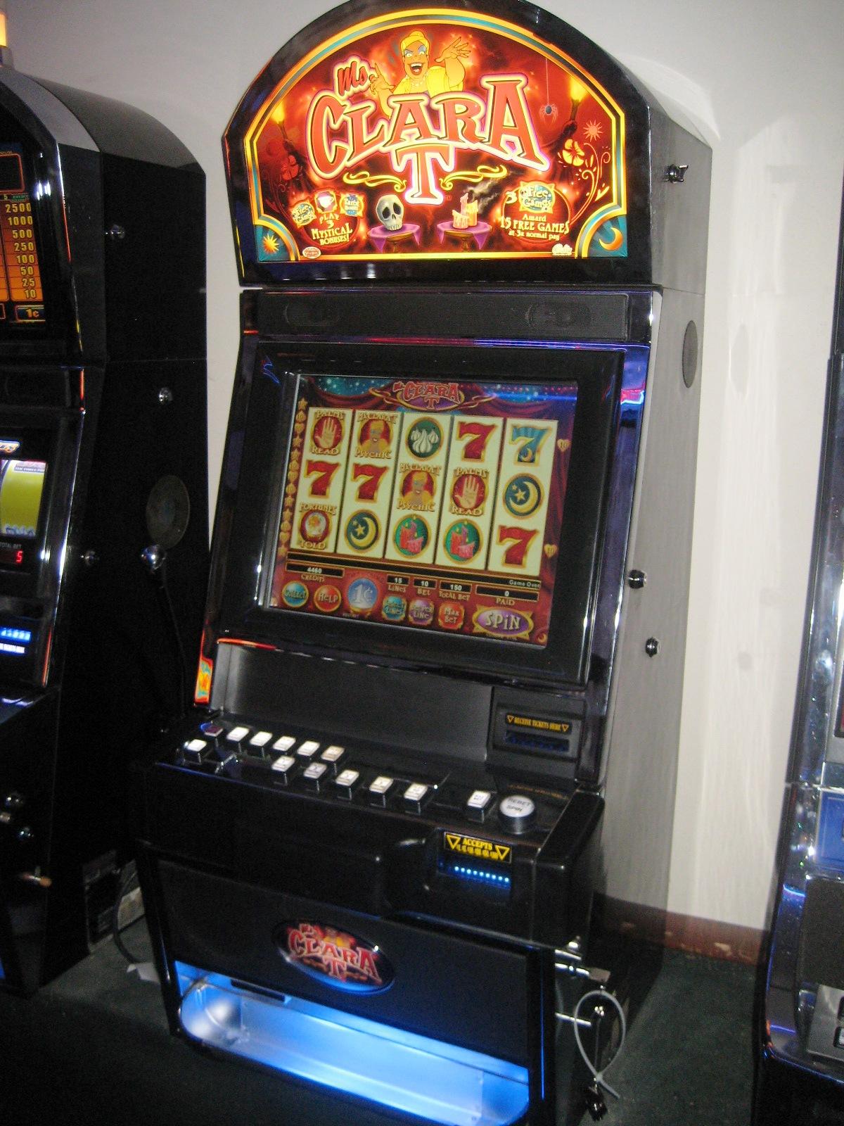 777 slot machine for sale