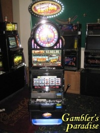 Bally Alpha Ultimate Party Spin Bonus Slot Machine 003