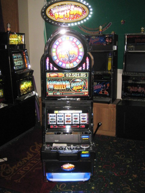 Wanted to buy poker machine