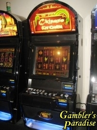 Bally Chinese Kitchen LCD Video Slot Machine 001