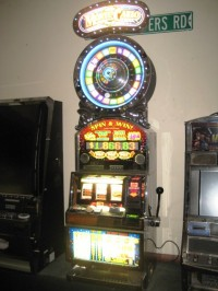 Bally Monte Carlo Cion Op machine 006