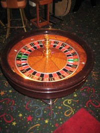 Cammegh & Sons 32'' Roulette Wheel 00 001