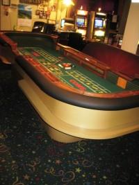 Casino Craps Table 12ft #3 024