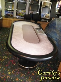 Casino Hold-Em Poker Table 9ft 005