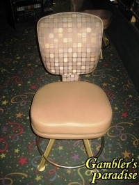 Casino swivel slot chair 003