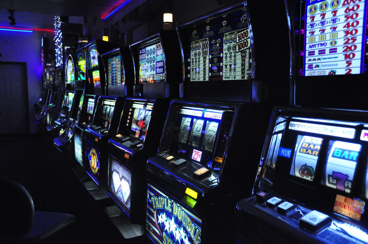 refurbished casino slot machines for sale