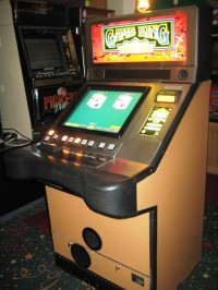 IGT Game King Multi-Game 19'' LCD 6.2 Sit Down 002