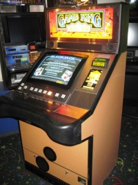 IGT Game King Multi-Game CRT 014