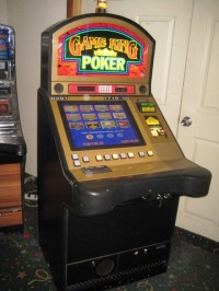 IGT Game King Sit Down Multi Game 19'' LCD 001