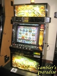 IGT I Game Plus Evel Knevel Video Slot 001