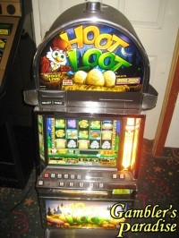 IGT I Game Plus  Hoot Loot Video Slot Machine 003